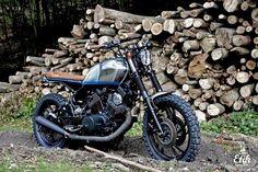 1982 YAMAHA TR1 - ETIK MOTORCYCLES - 4H10