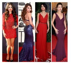 """""""Red carpet (Selena Gomez)"""" by perfectharry ❤ liked on Polyvore"""