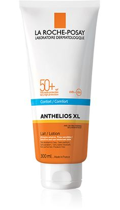 ANTHELIOSXL FPS 50+ LECHE CORPORAL 300 ML   packshot from Anthelios, by La Roche-Posay