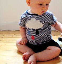 Rainy Day Tshirt by PaulandPaulaShop on Etsy, $29.00