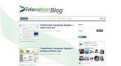 TeleAsistan Blog / www.teleasistan.net : Blog Tasarım, Güncelleme Hizmeti.