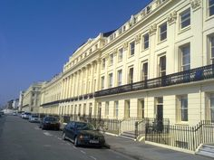 Brunswick Terrace Hove Brighton Rock, Brighton And Hove, Seaside Shops, Terrace, Street View, Happiness, England, Exterior, Architecture