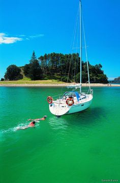 Touring the Bay of Islands in style, North Island, NZ   http://www.travelnation.co.uk/northland-bay-of-islands