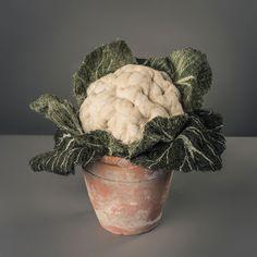 Cabbages And Nettles, Original Fine Art by Rachel Nettles. Textile Sculpture, Textile Art, Cabbages, Fiber Art, Planter Pots, Sculptures, Textiles, Embroidery, Ideas