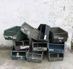 Doing Goods-Huis-Blikken & Containers-Industriële Containers