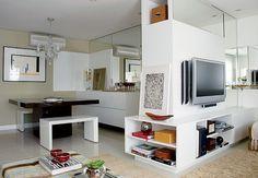 Fotos de detalhes decorativos para a sua casa - Casa e Jardim - GALERIA DE FOTOS - 100 ideias para multiplicar seu espaço