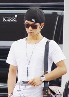 Day 481 I don't know about you, but I am rather enjoying these moments looking back at G.O's airport style. Back in June 2012, the men of MBLAQ were embarking upon their Blaq% Asia Tour and on …
