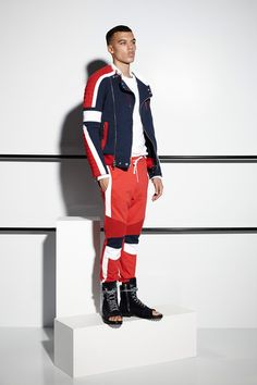Balmain Spring 2015 Menswear Collection - Vogue