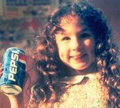 The Little Pepsi Girl :)