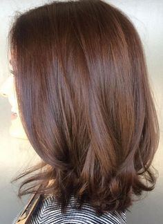 Best Chocolate Brown Hair Color Ideas 2018 – Page 13 of 35 – Cute Haircuts Ideas hair models shinion – Hair Models-Hair Styles Chocolate Brown Hair Color, Hair Color Dark, Cool Hair Color, Brown Hair Colors, Brunette Hair Chocolate Warm, Brunette Hair Warm, Level 4 Hair Color, Chocolate Auburn Hair, Milk Chocolate Hair