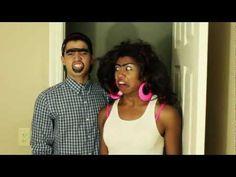 Alex Off of Wassabi Productions   Justin Bieber AS LONG AS YOU LOVE ME - Rolanda & Richard (Parody)