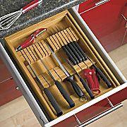 knife drawer insert $30