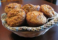 The paleo Carrot-Parsnip muffins are my youngest daughter's favorite.