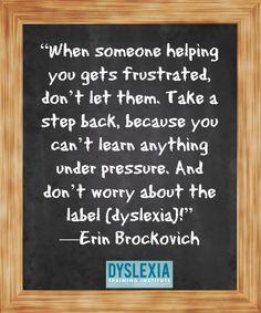 Don't let someone else's frustration get you down.