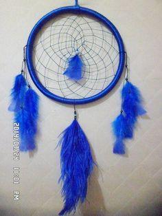 KS Brindes e Acessórios Filtro dos Sonhos em Azul  R$ 25,00