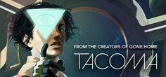 Tacoma on Steam Now Games, Best Games, Bioshock 2, Free Games, Science Fiction, The Creator, Sci Fi, Adventure, Face