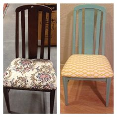 Chair - Redone!