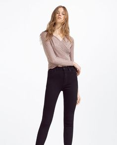 ZARA - PROMOTIONS - CROSSOVER TOP