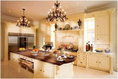 space above kitchen cabinets | ... awkward space above kitchen cabinets? | Essence Design Studios, LLC
