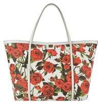 Buy DOLCE AND GABBANA Printed Shopper Bag £645 from Shopper Bags range at…