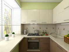 яркая кухня в хрущевке - Поиск в Google