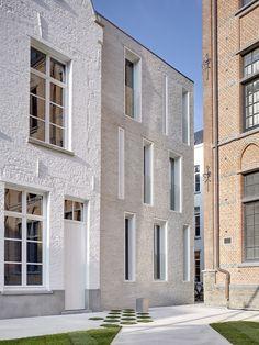 Lorette Convent - Apartments Drbstr,© Bart Gosselin