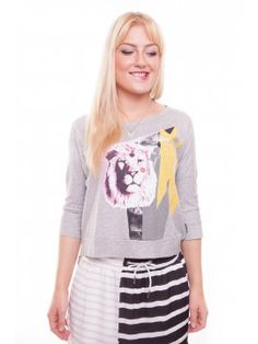 #MarcCain #LeoniExclusive #Shirt #Print