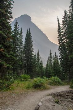 If you ever find yourself traveling the barren plains of Montana, odds are you likely live in Montana or are heading to visit Glacier National Park. Okay