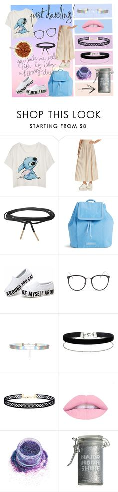 """""""Pastell 💜💙💗"""" by ems02ems ❤ liked on Polyvore featuring DKNY, Humble Chic, Vera Bradley, Linda Farrow, Miss Selfridge, LULUS, In Your Dreams and Major Moonshine"""