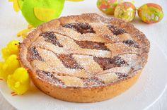 Pastiera napoletana ~ Italian Grain Pie ~ an Easter specialty.