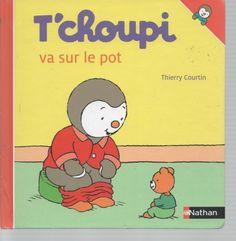N° 33 T CHOUPI VA SUR LE POT / NATHAN