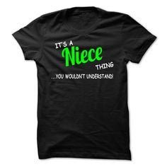 Niece thing understand T-Shirts, Hoodies. Get It Now ==► https://www.sunfrog.com/Names/Niece-thing-understand-ST420.html?id=41382