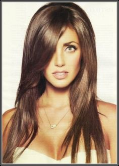 brown hair colors for fair skin - Google Search