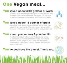 how being a #vegan can help to save the earth; an eco-friendly diet and lifestyle