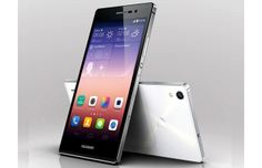 Huawei #Ascend P7 Launched with 4G #LTE Support !