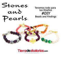 Nuevas #agatas #perlascultivadas #jade #hematite y muchas piedras naturales para tus diseños de #joyeria y #bisuteria en nuestra tienda www.tierradeabalorios.com #CreaTuPropiaBisuteria #jewelry #jewellery #fashion #cool #pearls #stonesbeads #beads #beadshop #abalorios #tiendadeabalorios #Collares #pendientes #earrings #bracelets #pulseras
