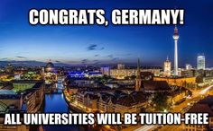 Germany just eliminated tuition, while Americans are drowning in $1.2 trillion student loan debt.