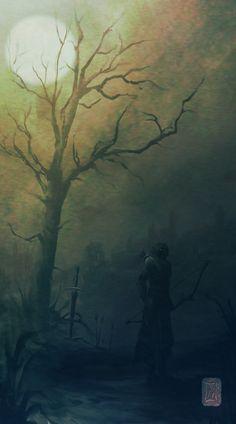 Promise kept. [Shadow of the Past :→: Artist Kristopher P. Fantasy Story, Fantasy Series, Fantasy World, Dark Fantasy, Fantasy Art, Medieval, Rangers Apprentice, Man Of War, Forgotten Realms