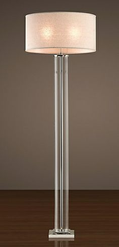 Dwellers Without Decorators: Good Decorating Choices - Chic Floor Lamp