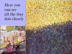 Seurat   Pointillism  3:41   # Pin++ for Pinterest #
