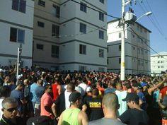 Denúncia: Policiais passam por dificuldades na Força Nacional