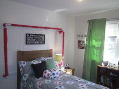 How to Design a Kids Soccer Bedroom