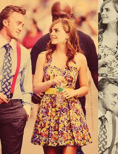 I wish I could be Emma Watson.