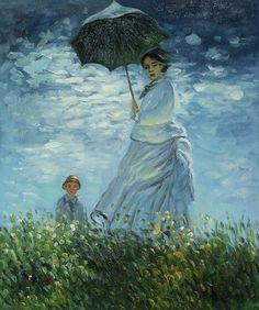 De vrouw met haar zoon