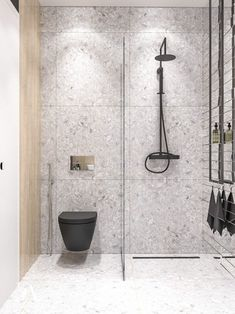 Home Decor Recibidor Zakopane nowadays flat sq.m on Behance Easy Home Decor, Home Decor Styles, Cheap Home Decor, Bathroom Design Luxury, Modern Bathroom, Small Bathroom, Terrazo, Cheap Rustic Decor, Bathroom Design Inspiration