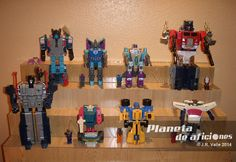 Los Robots Power Masters de MB