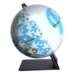 ImagineNations Uniquely handmade globes and personalized art and maps by Wendy Gold