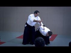 Aikido: Christian Tissier Paris Dec 2014 - YouTube