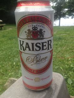 Kaiser Beer from Austria  #craftbeer #beer
