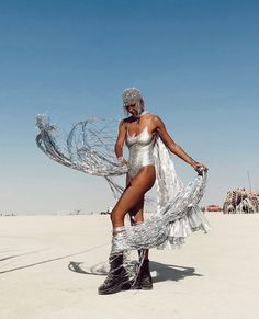Burning Man People, Burning Man Girls, Burning Man Art, Burning Man Outfits, Burning Man Fashion, Music Festival Outfits, Music Festival Fashion, Festival Dress, Festival Mode